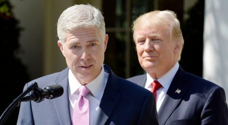 How Donald Trump Is Remaking the Federal Courts in His Own Image