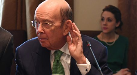 Wilbur Ross Seems to Have a Serious Shipping Problem