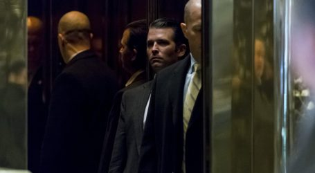 Donald Trump Jr. Channeled WikiLeaks for the Trump Campaign