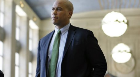 "Cory Booker's New Bill Has a ""Snowball's Chance in Hell"" of Passing"