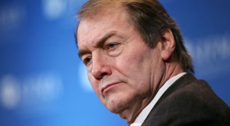 Charlie Rose Suspended From CBS News After Sexual Harassment Allegations