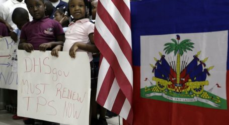 The Trump Administration Revokes Legal Status for More Than 50,000 Haitian Immigrants
