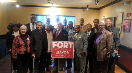 Atlanta's Black Preachers Endorse Vincent Fort for Mayor