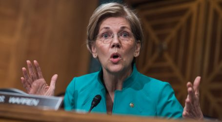 Elizabeth Warren Just Sent a Scathing Letter to Treasury Secretary Steve Mnuchin About His Tax Bill Charade