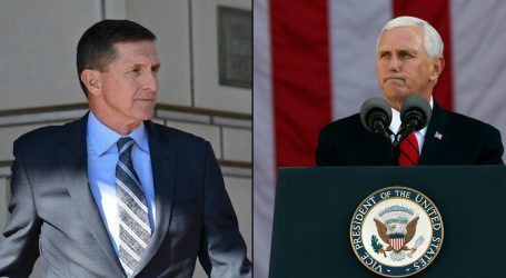 Why the Flynn Guilty Plea Is Bad News for Pence—and Other Senior Trump Officials