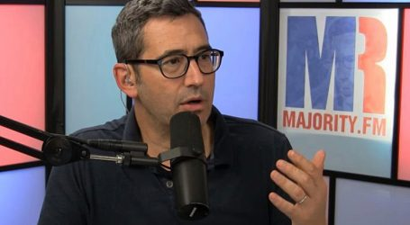 MSNBC Cuts Off Sam Seder Over a Single Lame Joke From Eight Years Ago