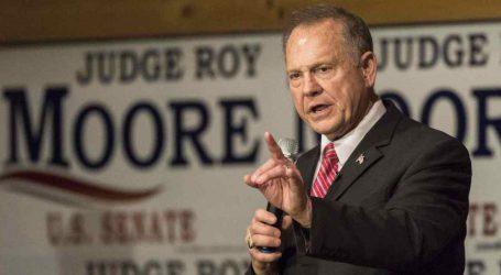 NRA Slams Former Prosecutor Doug Jones to Help Alleged Child Molester Roy Moore