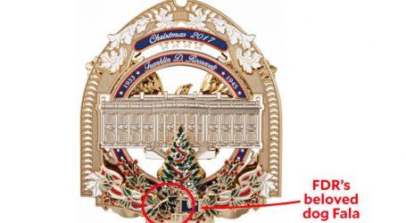The 2017 Trump Christmas Ornament Explained