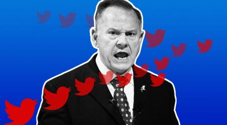 Russian Propagandists Are Pushing for Roy Moore to Win