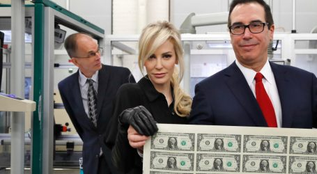 Trump's Treasury Department Uses Bogus Numbers to Sell Republican Tax Plan