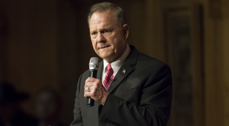 "Campaign Spokesman: Roy Moore ""Probably"" Thinks Homosexual Conduct Should Be Illegal"