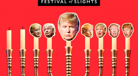 Festival of Slights, the 6th Night: The Jew Counter