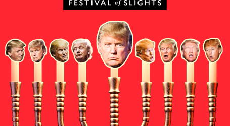 Festival of Slights, the 8th Night: Charlottesville