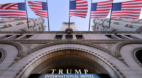 Judge Tosses Out Lawsuit Targeting Trump's Foreign Business Dealings