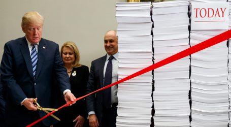 Shrinking. Slashing. Erasing. Ignoring. Trump's Toolkit for Wrecking Government As We Know It.