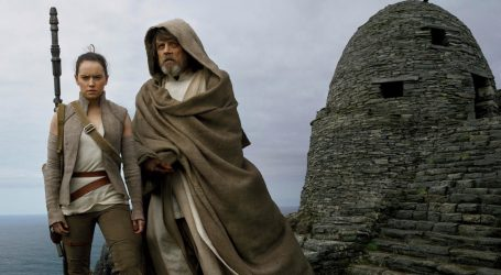"""The Last Jedi"" Finally Puts Star Wars to Bed"