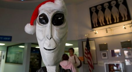 Christmas Came Early for America's UFO Community