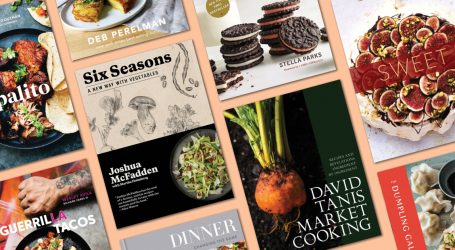 The 9 Most Mouthwatering Cookbooks of 2017