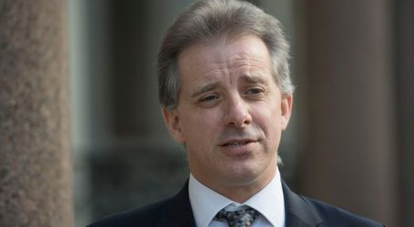Republican Senators Target Christopher Steele—and the Reason Is Obvious