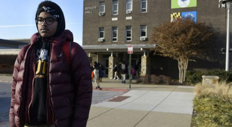 It's Not Just Freezing Classrooms in Baltimore. America's Schools Are Physically Falling Apart.