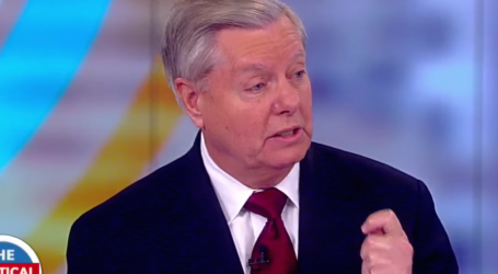 "Lindsey Graham No Longer Thinks Donald Trump Is a ""Xenophobic"" Bigot"
