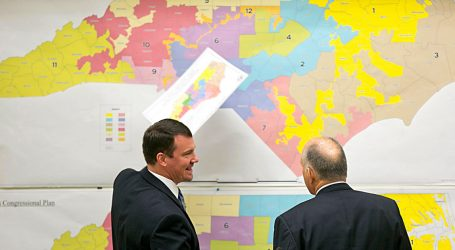 A Federal Court Just Struck Down North Carolina's Congressional Map