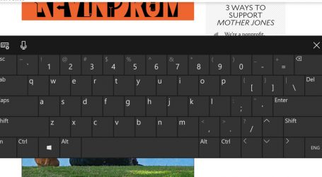 The Latest Windows Keyboard Is a Piece of Crap
