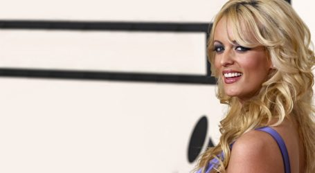 It Looks Like Everyone Knew About Trump and Stormy Daniels