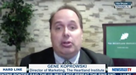 "Right-Wing Think Tank Protected ""Violent"" Exec Who Allegedly Stalked a Colleague"