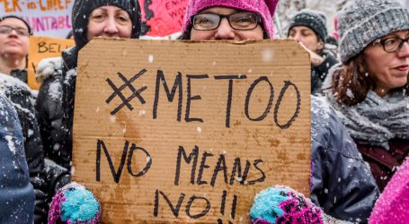 #MeToo: A Poll About Sexual Assault