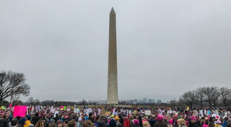 The Women's March Never Ended. These Stats Prove It.