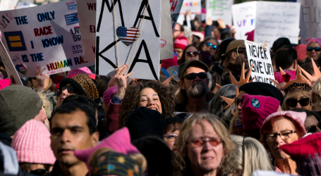 One Year Later, the Women's March Returns
