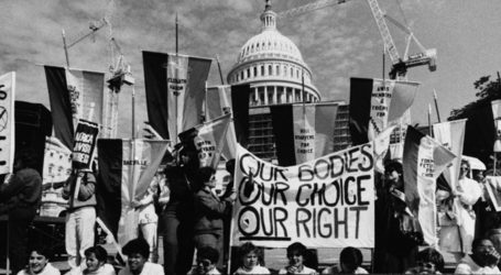 Abortion Rights Didn't Just Happen. Women Fought and Won.