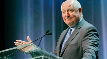 USDA Chief to People on Food Stamps: Get a Job