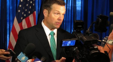 Kris Kobach's Office Put Thousands of State Employees' Partial Social Security Numbers Online
