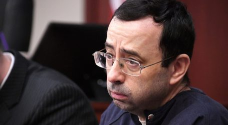 Larry Nassar Is Locked Up for Life, But Michigan State's Trouble Is Just Starting
