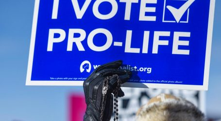The 20-Week Abortion Ban Just Died in the Senate, But Pro-Lifers Will Still Celebrate Tonight