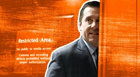 Nunes Played The Press Like A Fiddle. Why Do Journalists Keep Falling For This Trick?