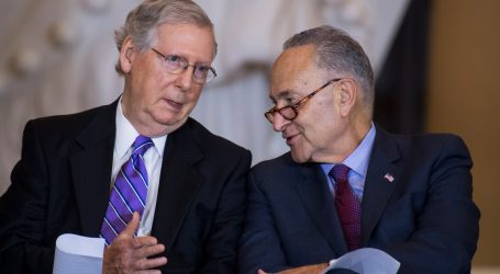 The Senate Just Reached a Deal to Fund the Government