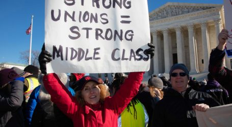 Unions Heading for Crushing Supreme Court Defeat