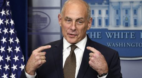 White House Refuses to Answer When John Kelly Knew About Top Aide's Abuse Allegations