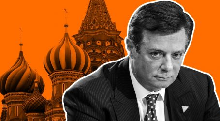 Russian Activist Alleges New Link Between the Kremlin and Paul Manafort