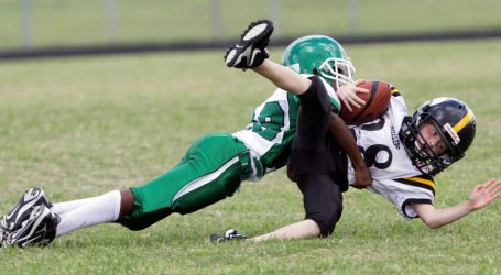California Is the Fourth State in a Month to Propose Banning Youth Tackle Football
