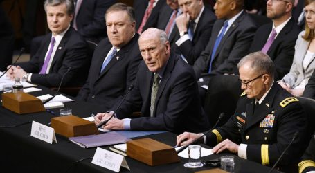 Intelligence Chiefs: Trump Has Not Directed Us to Stop Russian Meddling