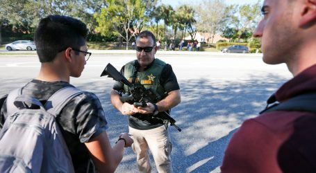 Sheriff: At Least 17 Are Dead After Florida School Shooting