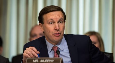 "Sen. Chris Murphy Slams Congress' ""Inaction"" On Gun Violence After Florida Shooting"