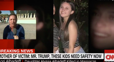 Mother Who Lost 14-Year-Old Daughter in Florida Shooting Pleads for Trump to Act