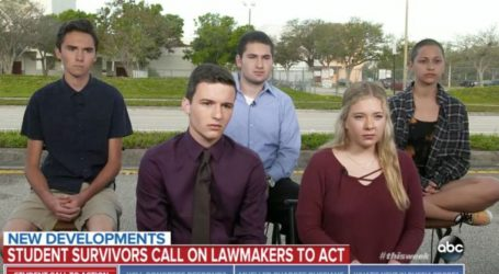 Can These Stoneman Douglas High School Students Finally Break the Gun Control Deadlock?