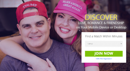 A Convicted Sex Offender Was the Face of a New Trump Dating Site