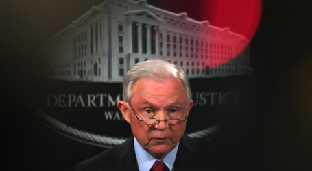 Trump Drags Sessions Into His Meltdown Over Russian Meddling